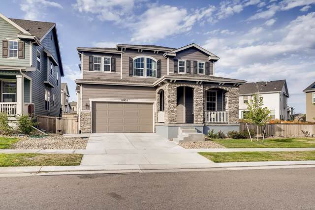 10925 Unity Lane, Commerce City, CO 80022 (MLS #7107742) :: 8z Real Estate