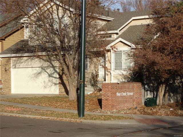 3505 W Hamilton Place, Denver, CO 80236 (MLS #7107854) :: Kittle Real Estate