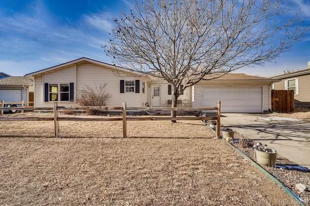 1065 S Newland Street, Lakewood, CO 80226 (MLS #7107884) :: 8z Real Estate