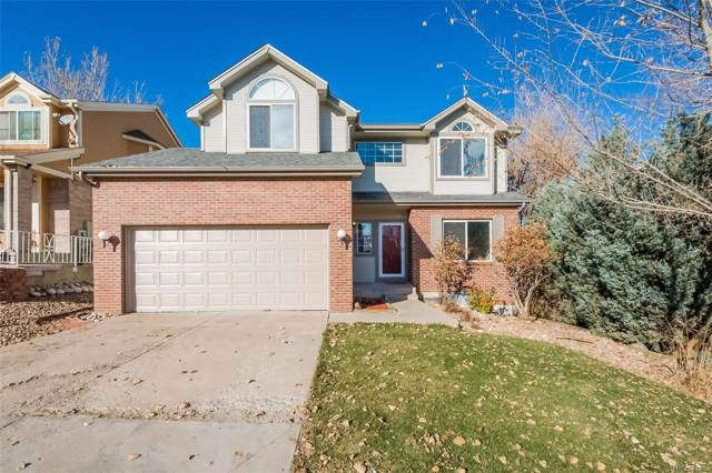 8273 S Ogden Circle, Littleton, CO 80122 (#7108002) :: The Heyl Group at Keller Williams