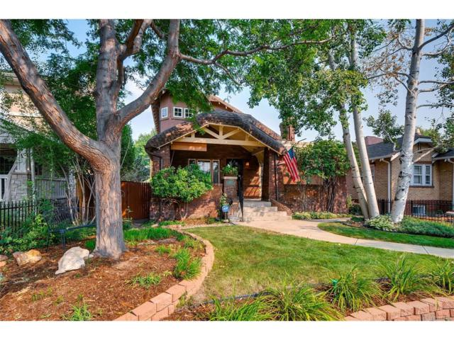 812 S Gaylord Street, Denver, CO 80209 (MLS #7108203) :: 8z Real Estate