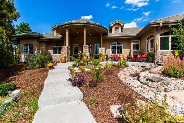 4604 Tierra Alta Drive, Castle Rock, CO 80104 (#7108251) :: RE/MAX Professionals