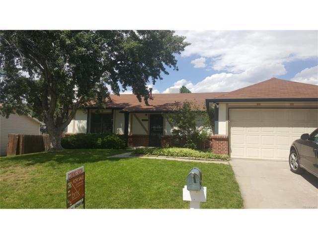 17949 E Oxford Place, Aurora, CO 80013 (MLS #7108590) :: 8z Real Estate