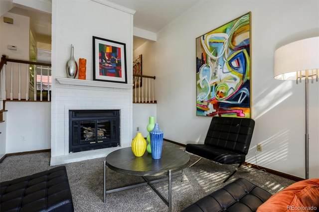 1011 N Pennsylvania Street B, Denver, CO 80203 (#7108623) :: HomeSmart