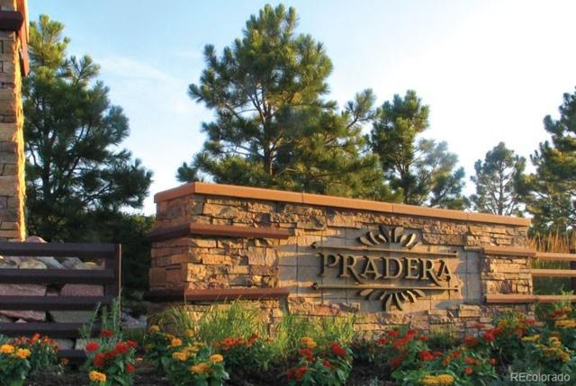 5414 Sedona Drive, Parker, CO 80134 (MLS #7109543) :: 8z Real Estate
