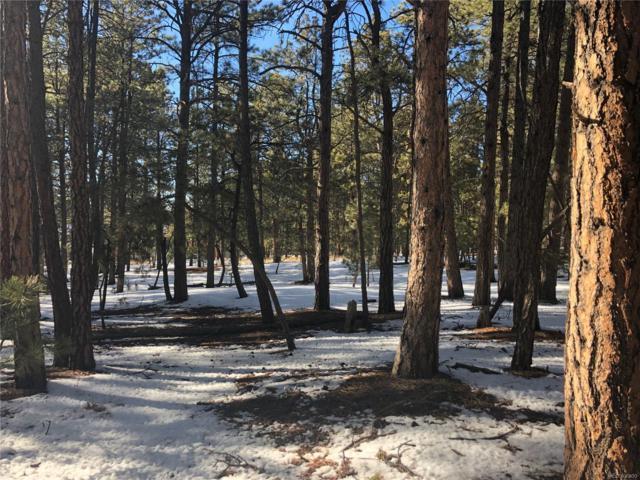18085 Woodhaven Drive, Colorado Springs, CO 80908 (MLS #7109978) :: 8z Real Estate