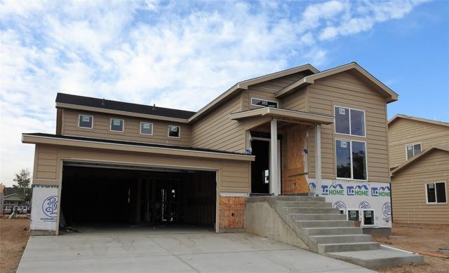 160 E Lilac Street, Milliken, CO 80543 (MLS #7110466) :: 8z Real Estate