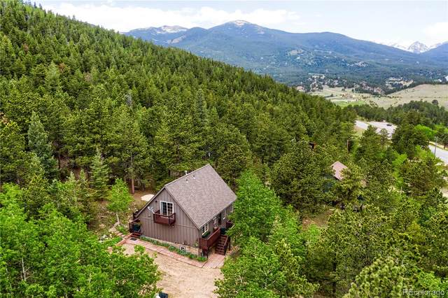 16708 State Highway 7, Lyons, CO 80540 (MLS #7110717) :: 8z Real Estate