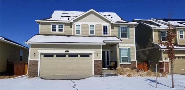15371 Grasslands Drive, Parker, CO 80134 (#7110745) :: The Peak Properties Group