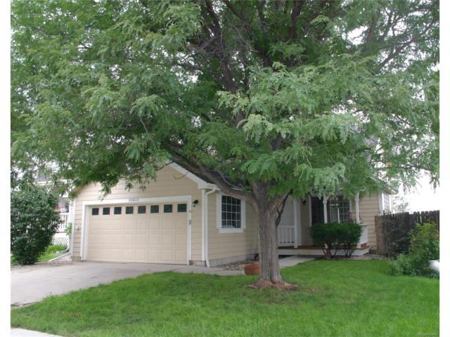 13063 S Bonney Street, Parker, CO 80134 (MLS #7110998) :: 8z Real Estate