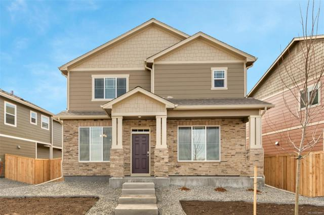 6736 Longpark Drive, Parker, CO 80138 (#7111041) :: The HomeSmiths Team - Keller Williams