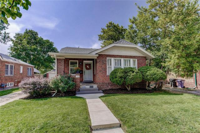 1425 Newport Street, Denver, CO 80220 (#7111170) :: Ben Kinney Real Estate Team