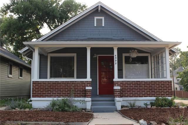 4395 N Vrain Street, Denver, CO 80212 (#7111444) :: Kimberly Austin Properties