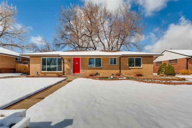 525 Meadowlark Drive, Lakewood, CO 80226 (#7111705) :: The Pete Cook Home Group