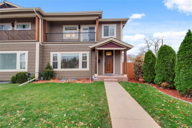 4438 Yates Street, Denver, CO 80212 (#7111813) :: Bring Home Denver