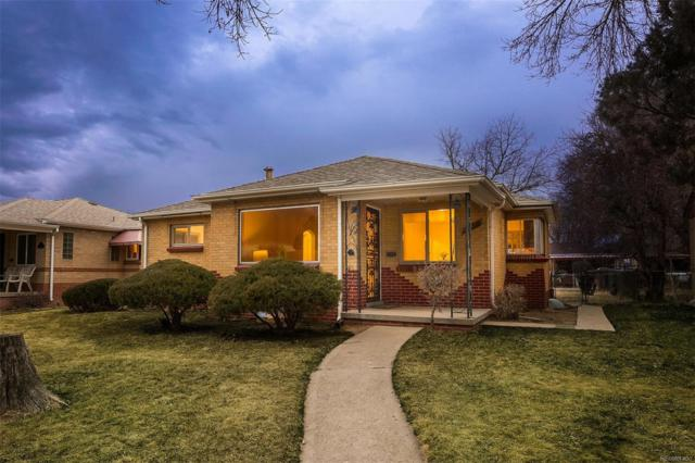 3550 Holly Street, Denver, CO 80207 (MLS #7112229) :: 8z Real Estate