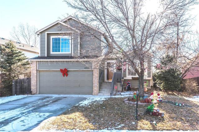 4356 E Bennington Avenue, Castle Rock, CO 80104 (#7112277) :: Sellstate Realty Pros