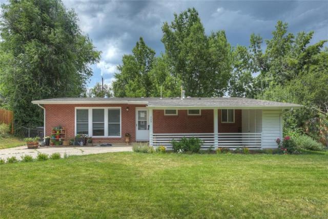 235 S 39th Street, Boulder, CO 80305 (#7112479) :: The Tamborra Team