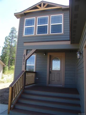 635 Wapiti Drive A, Fraser, CO 80442 (#7112836) :: The DeGrood Team