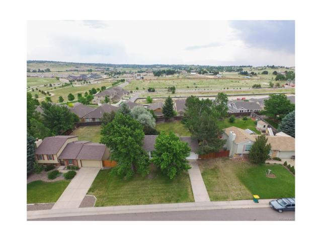 11584 N Settlers Drive, Parker, CO 80138 (MLS #7113143) :: 8z Real Estate