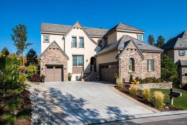 6833 Northstar Circle, Castle Rock, CO 80108 (#7113379) :: James Crocker Team