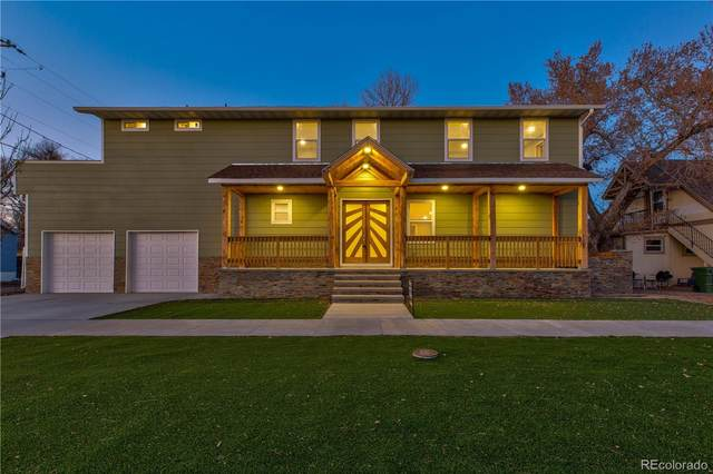307 W Railroad Avenue, Fort Morgan, CO 80701 (#7113547) :: Venterra Real Estate LLC