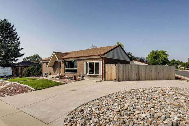 11461 High Street, Northglenn, CO 80233 (#7113555) :: The Peak Properties Group