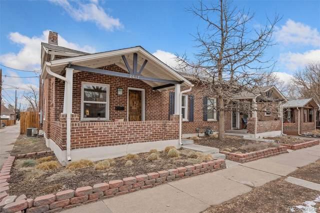 2617 W 35th Avenue, Denver, CO 80211 (#7113709) :: Wisdom Real Estate