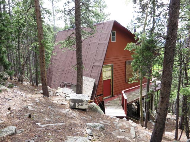 3504 Hidden Wilderness Road, Idaho Springs, CO 80452 (MLS #7113817) :: 8z Real Estate