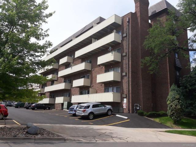 4110 Hale Parkway 2E, Denver, CO 80220 (MLS #7113868) :: Kittle Real Estate