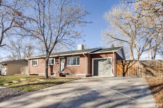 9839 W 65th Place, Arvada, CO 80004 (#7114418) :: My Home Team