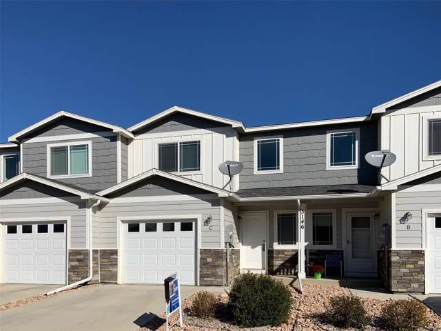 3146 Alybar Drive 1C, Wellington, CO 80549 (MLS #7114715) :: Kittle Real Estate
