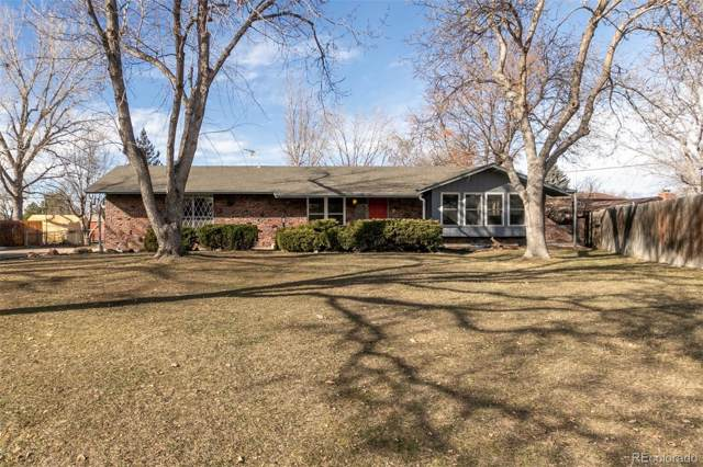 6095 S Marshall Drive, Littleton, CO 80123 (#7114829) :: My Home Team