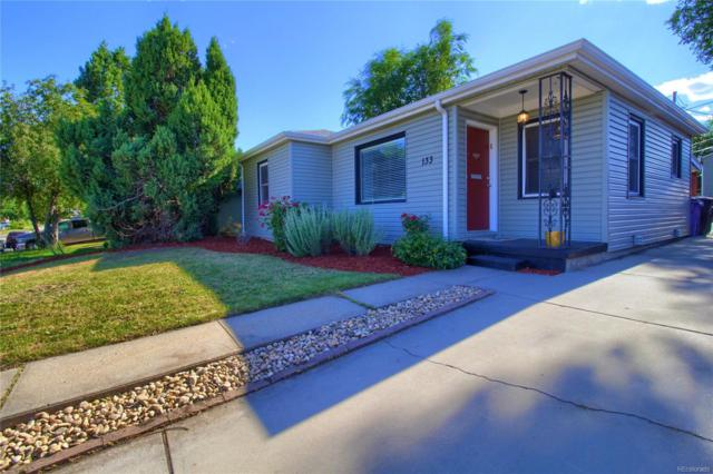 133 S Perry Street, Denver, CO 80219 (#7114945) :: The Heyl Group at Keller Williams