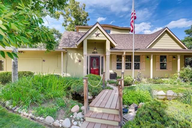 4675 S Huron Street, Englewood, CO 80110 (MLS #7115117) :: 8z Real Estate