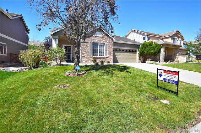 14881 E 116th Drive, Commerce City, CO 80603 (#7115354) :: The Margolis Team