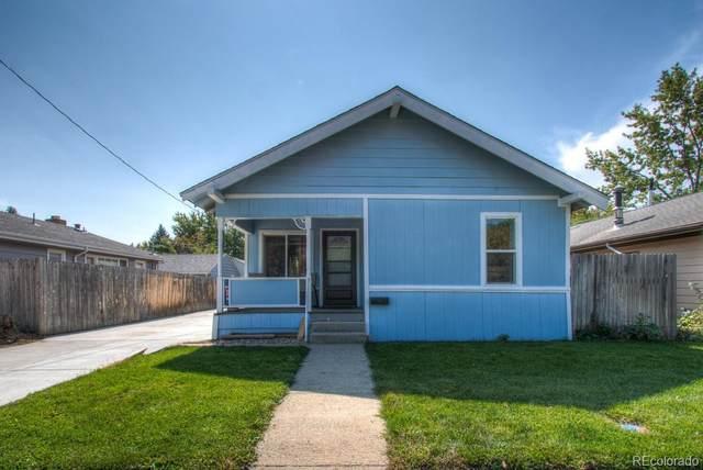 410 W 10th Street, Loveland, CO 80537 (#7115403) :: The Griffith Home Team