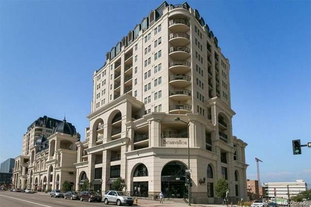 975 N Lincoln Street 4C-N, Denver, CO 80203 (#7115560) :: Wisdom Real Estate