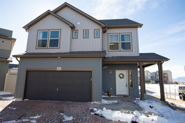 6501 John Muir Trail, Colorado Springs, CO 80927 (MLS #7116707) :: Bliss Realty Group