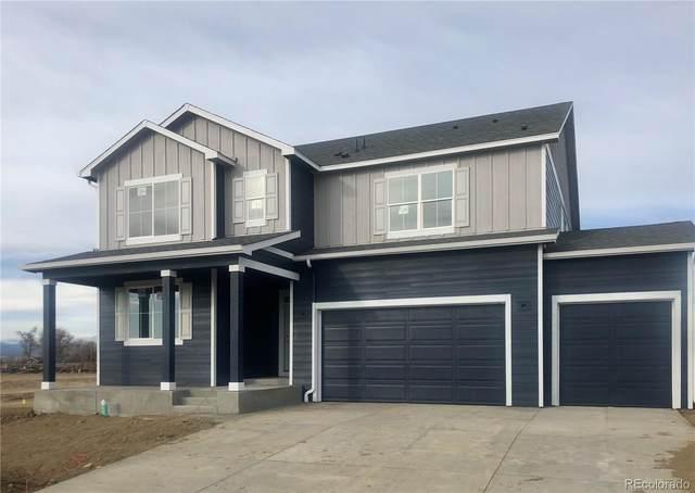 1299 Vantage Parkway, Berthoud, CO 80513 (MLS #7116997) :: 8z Real Estate