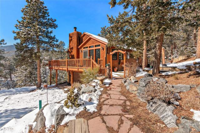 7324 Blue Spruce Lane, Evergreen, CO 80439 (#7117085) :: Berkshire Hathaway Elevated Living Real Estate