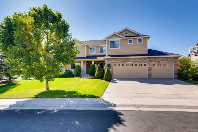 6393 S Richfield Street, Aurora, CO 80016 (#7117413) :: The Peak Properties Group