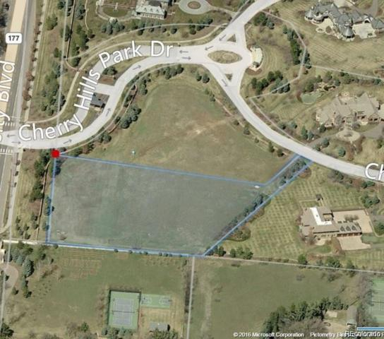 16 Cherry Hills Park Drive, Cherry Hills Village, CO 80113 (#7117601) :: The DeGrood Team
