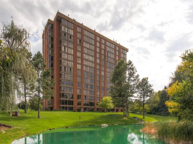 1900 E Girard Place #805, Englewood, CO 80113 (#7117784) :: The Pete Cook Home Group