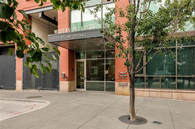 1401 Wewatta Street #602, Denver, CO 80202 (#7117848) :: The Heyl Group at Keller Williams