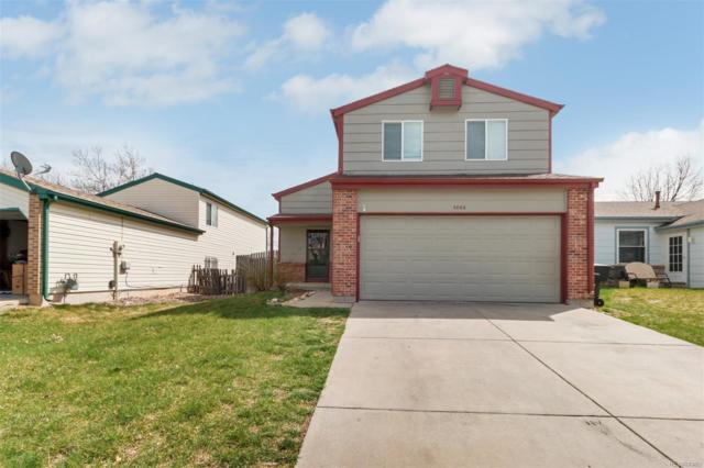 5066 E 112th Place, Thornton, CO 80233 (#7117935) :: The Peak Properties Group