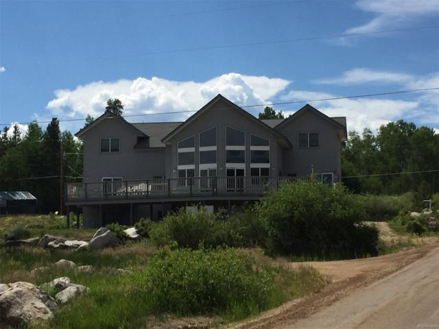 164 County Road 465, Grand Lake, CO 80447 (MLS #7117996) :: 8z Real Estate