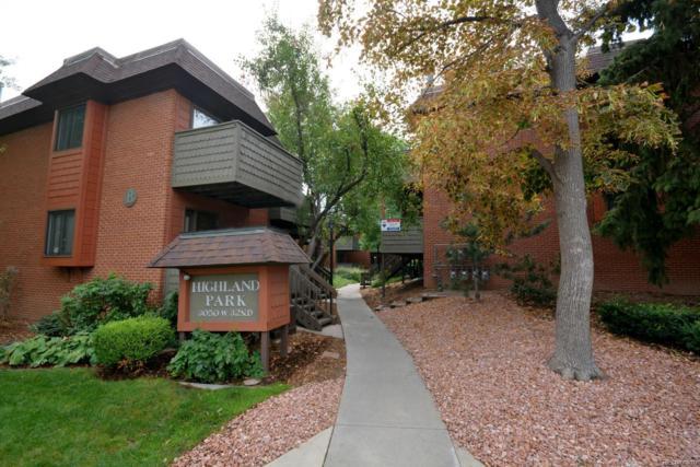 3050 W 32nd Avenue C101, Denver, CO 80211 (#7117997) :: Wisdom Real Estate