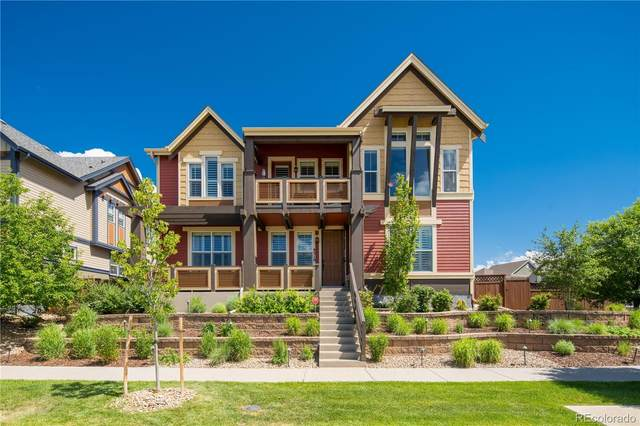 9310 E 4th Place, Denver, CO 80230 (#7118274) :: The DeGrood Team