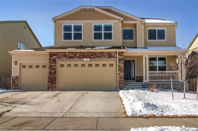 70 Stewart Way, Erie, CO 80516 (MLS #7118639) :: 8z Real Estate